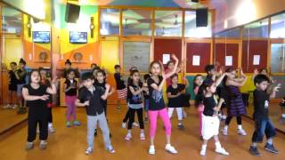 Daddy Mummy | Villu | Kids Dance | Dance Performance By Step2Step Dance Studio