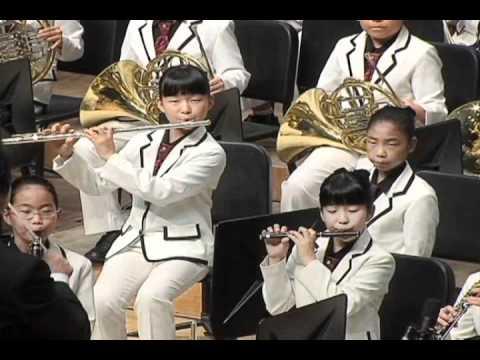 Portrait of freedom-Hyung Il U-13 Wind band
