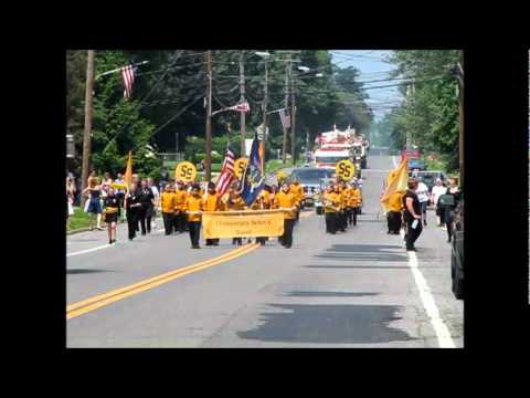 South Seneca Elementary School Marching Band - Memorial Day 2011
