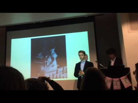 Chess Institute of Chicago presentation