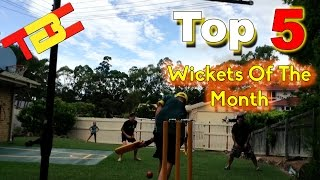 Top 5 Wickets Of The Month - October