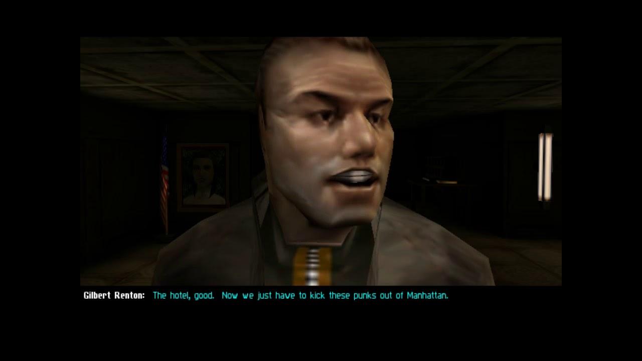 Deus Ex Game Of The Year Editon Part 15 Zyme Youtube