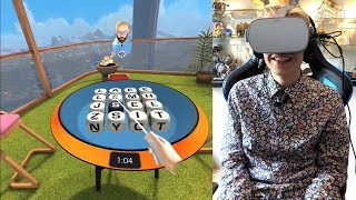BOARD GAMES IN VIRTUAL REALITY! | Oculus Rooms VR (Oculus Go Gameplay)