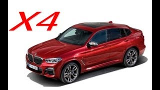 BMW X4 全新設計 精湛表現 SUV