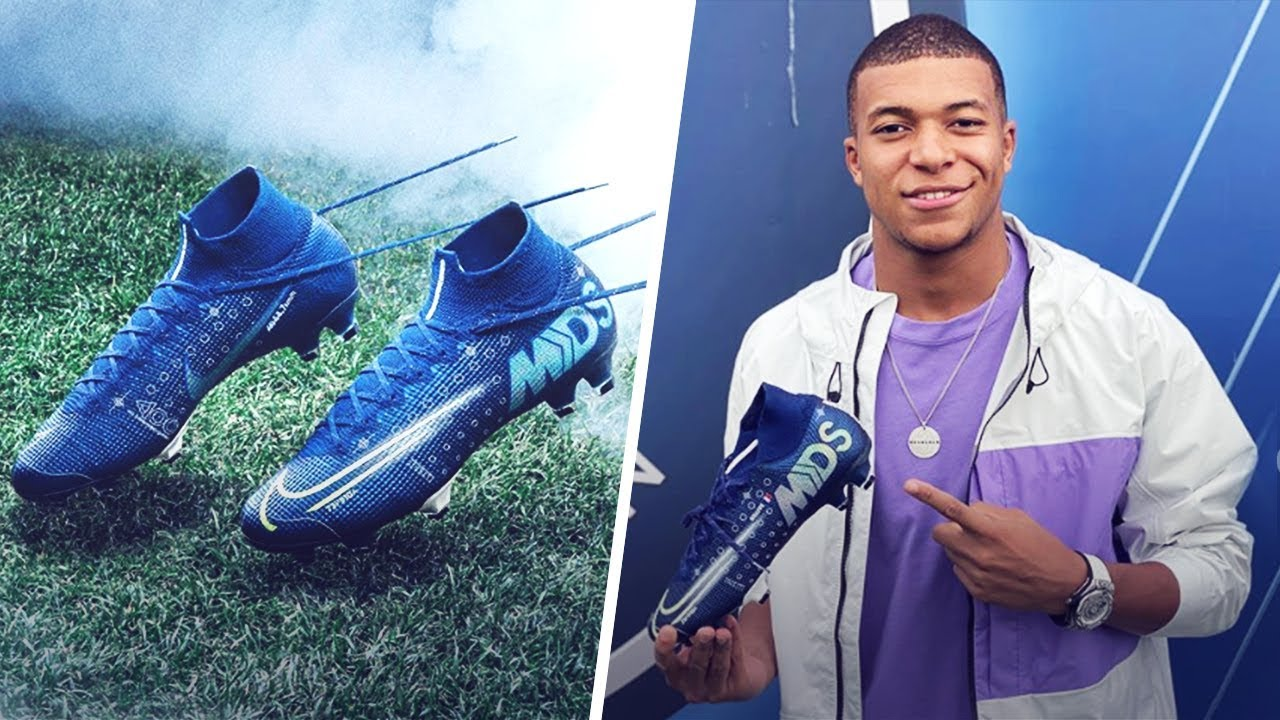 papelería bisonte carrera  The only 3 footballers who are allowed to wear the Mercurial Dream Speed |  Oh My Goal - YouTube