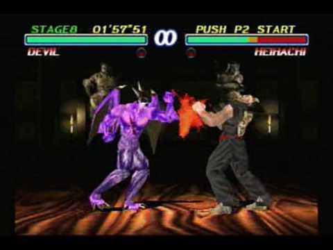 Tekken 2 Devil Youtube