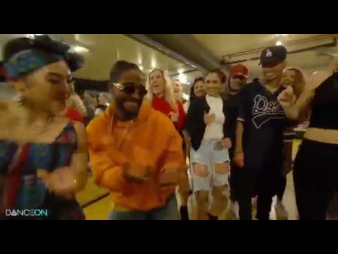 Omarion -Distance (Vídeo Dance )