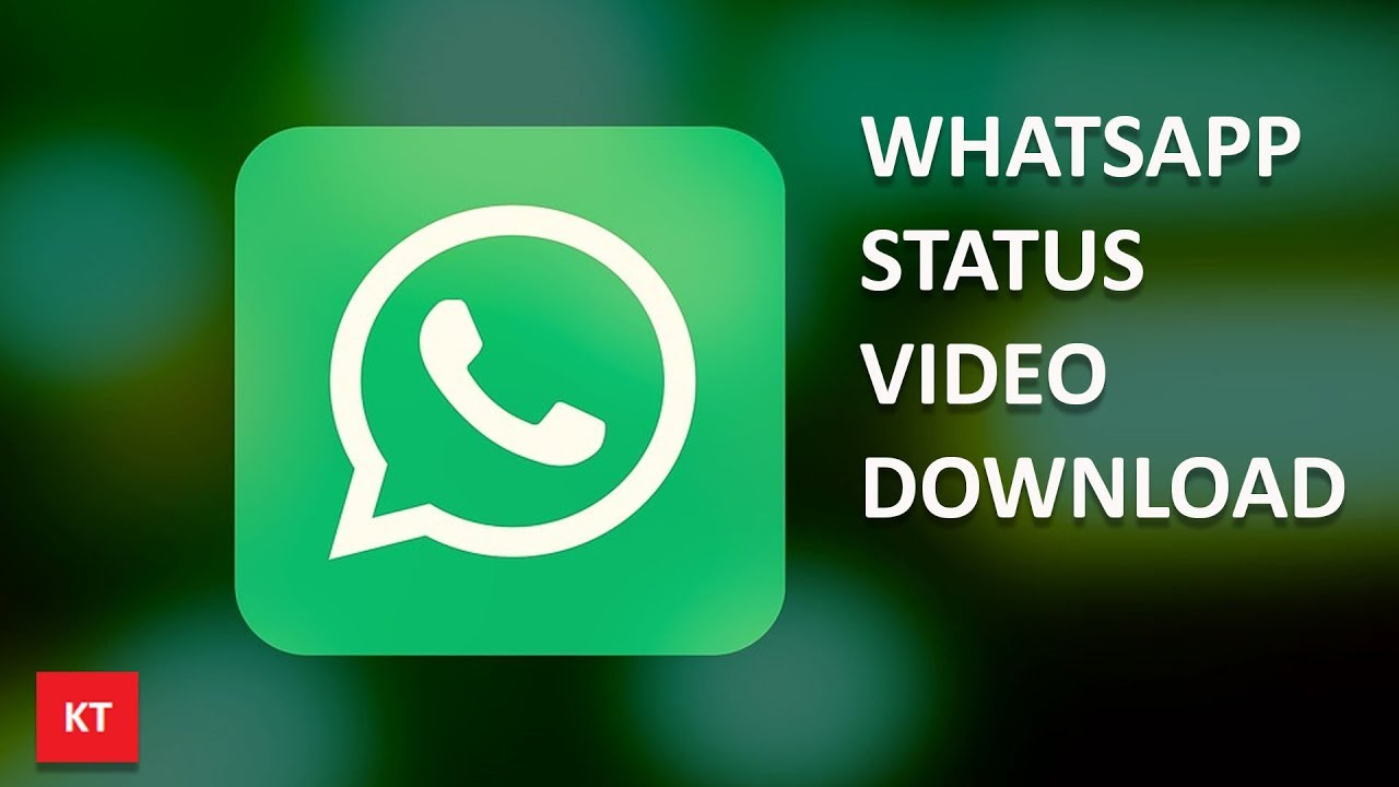 How to download whatsapp status video of other contacts from your whatsapp  account