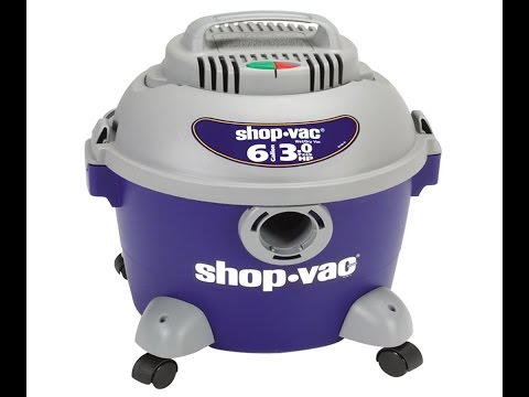 Shop Vac Tips