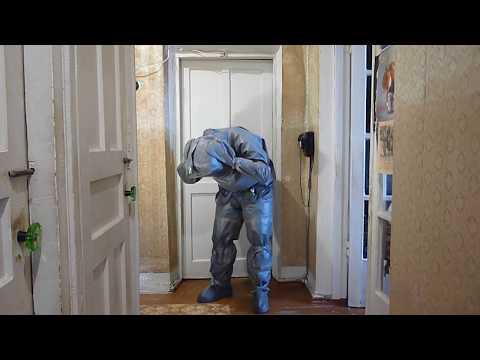 Russian Hazmat Suit KIH 4M КИХ 4М # 05