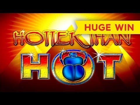 Hotter Than Hot Slot - 200x BIG WIN Bonus!