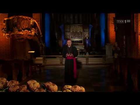 Orędzie na Uroczystość Wszystkich Świętych - Dzięki uprzejmości TVP