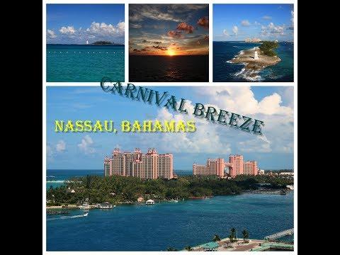 Carnival Breeze Day 2 Nau Bahamas Junkanoo Beach Lots Of Ping