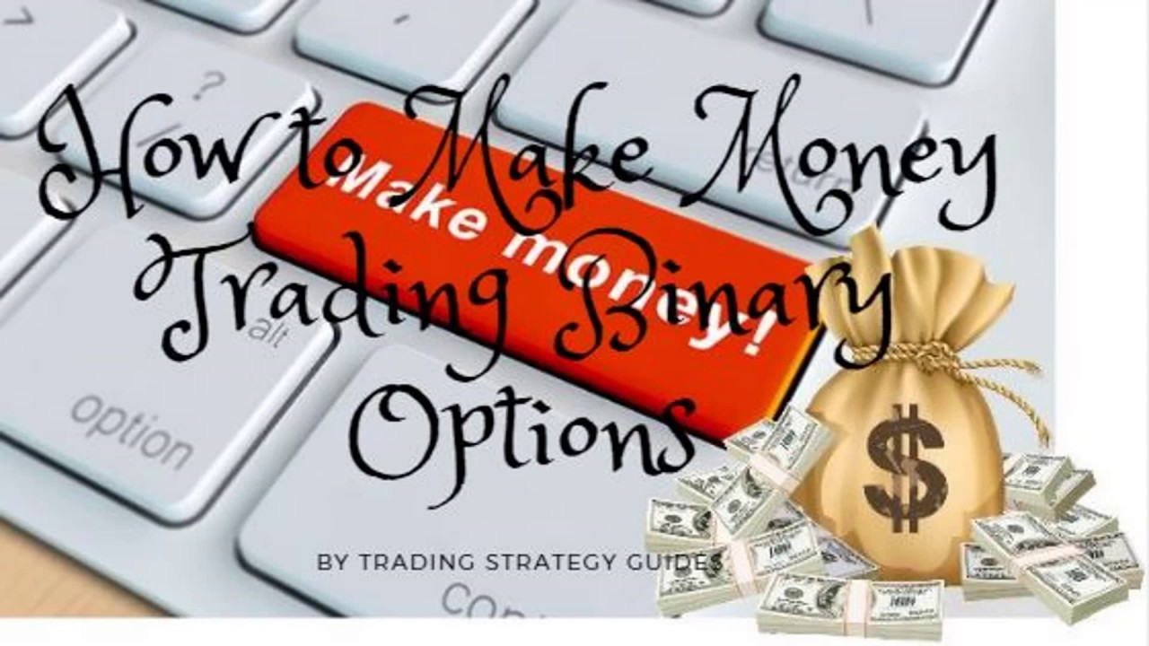 How to make money in options trading
