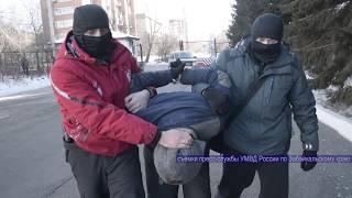 Задержание 'атамановского маньяка' в Чите