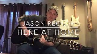 Jason Rector - Here at Home