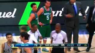 Boban Marjanovic dunks without jumping