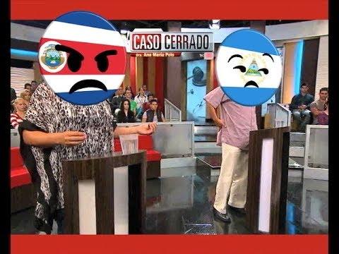 Nicaragua y Costa Rica en Caso Cerrado:  La Última Mirada News