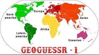 Let's Play GeoGuessr #1 Wo sind wir?! [German/Deutsch]