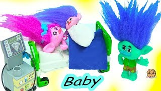 Dreamworks Trolls Poppy + Branch Newborn- DIY Do It Yourself Custom ...