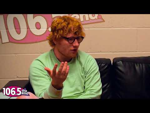 Ed Sheeran interview