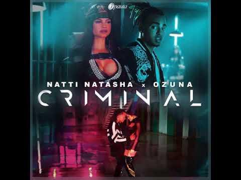 Natti Natasha x Ozuna - Criminal [Instrumental Karaoke Remake]