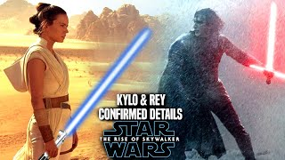 The Rise Of Skywalker Kylo & Rey CONFIRMED Details Revealed! (Star Wars Episode 9)