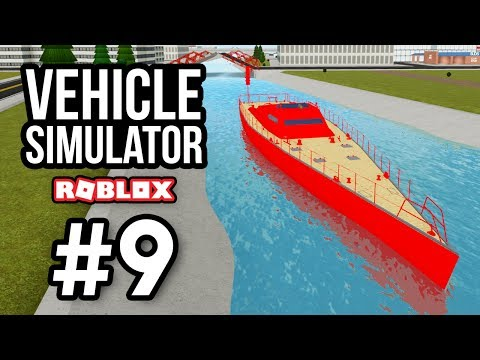 $18,000,000 YACHT - Roblox Vehicle Simulator #9