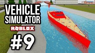 $18,000,000 YACHT - Roblox Vehicle Simulator #9