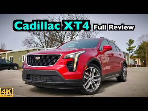 2019 Cadillac XT4: FULL REVIEW + DRIVE | Is the Cheapest Caddy the Best One?