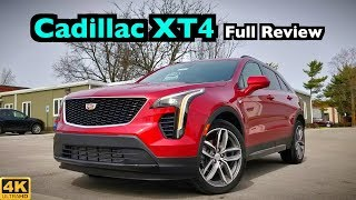 2019 Cadillac XT4: FULL REVIEW + DRIVE   Is the Cheapest Caddy the Best One?