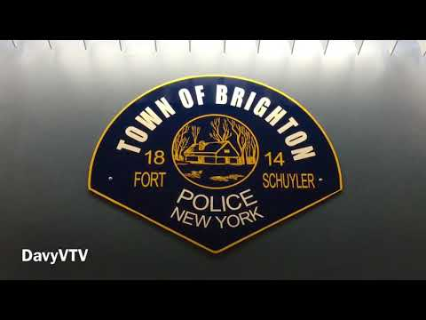 BRIGHTON, NY POLICE DEPARTMENT COMMUNITY POLICING 101