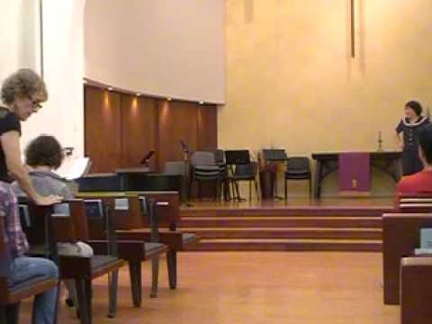 Fran Lai, Mezzo Soprano, ACMP 2015 concert