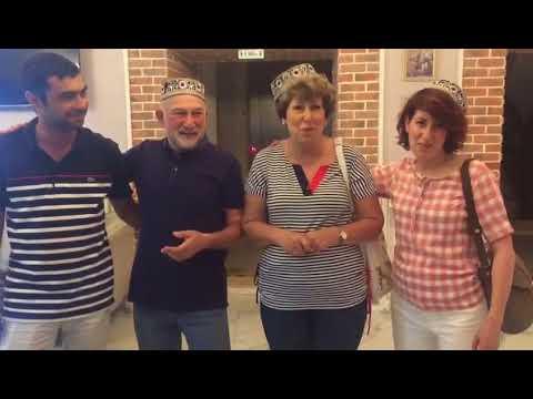 Наши гости из России разделяют свое мнение об их поездке - Путешествие в Азербайджан