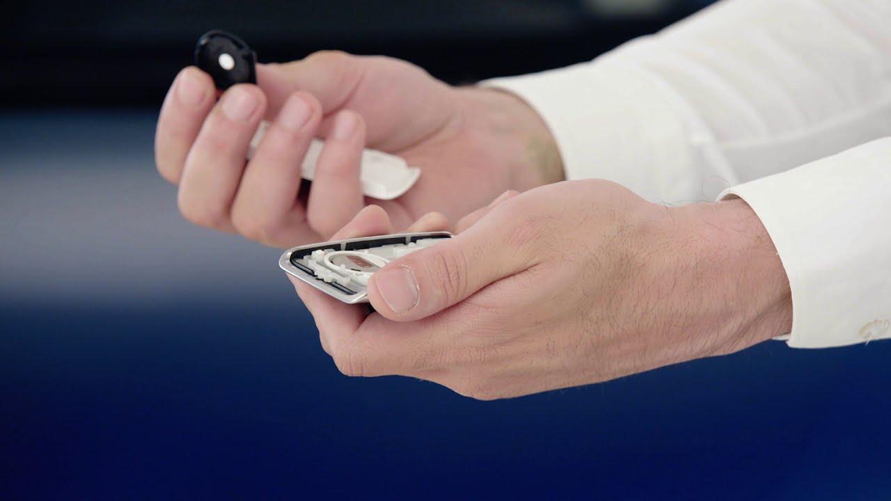 sur des pieds à design professionnel publier des informations sur Renault KADJAR carte d'accès mains libres