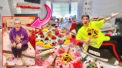 Surprising My Girlfriend With $1,000 In Flowers...