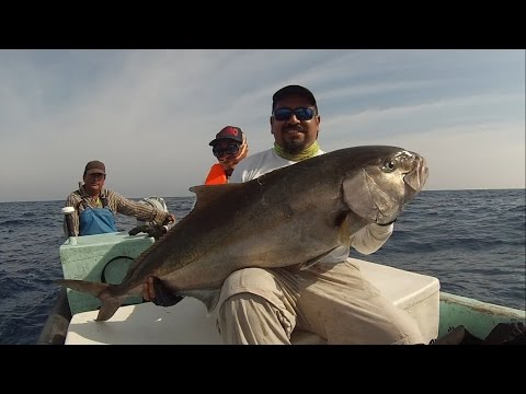 JIGGING GULF OF MEXICO VERACRUZ APR 2015 HD