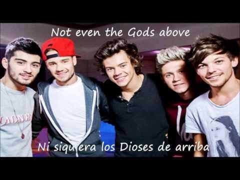 You and I - One Direction Letra en Inglés y Español