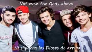 You and I - One Direction Letra en Inglés y Español