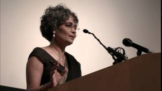 Arundhati Roy: The Doctor and the Saint