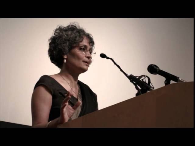 Arundhati Roy | The Doctor and the Saint