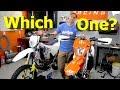 Husky vs KTM EFI 250 2 Strokes   Which did I like better?