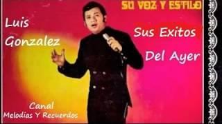 Luis Gonzalez -- Llorando En La Misma Cama