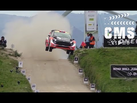 WRC Rally de Portugal 2017 | Crashes, Show & Full Attack | CMSVideo