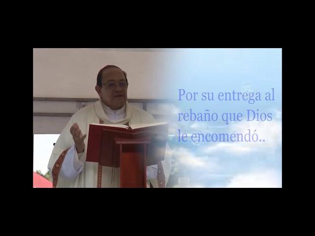 FELIZ CUMPLEAÑOS MONSEÑOR ISMAEL RUEDA SIERRA 2020