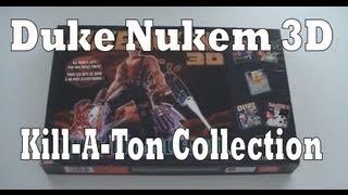 Duke Nukem 3D Kill-A-Ton Collection Unboxing & Review (PC)
