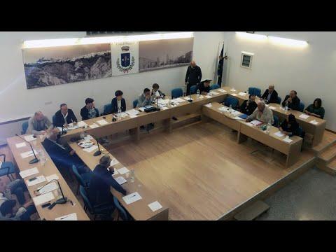 Consiglio Comunale Pisticci 30/03/2021Seduta del C...