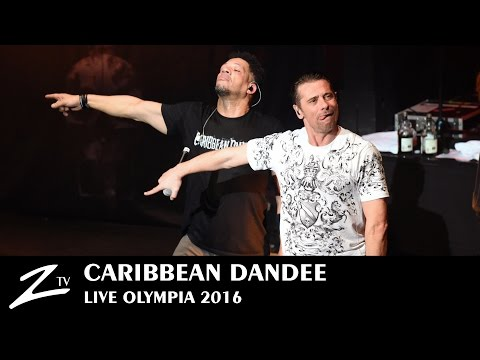 Caribbean Dandee - Seine Saint-Denis Style - Olympia 2016 - LIVE HD