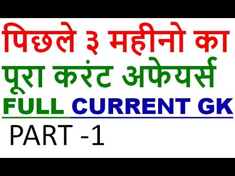 Affairs 2016 pdf hindi wise current month in