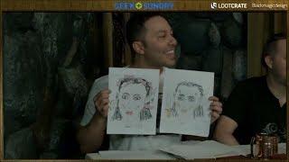 Sam's Incredible Art (Critical Role)